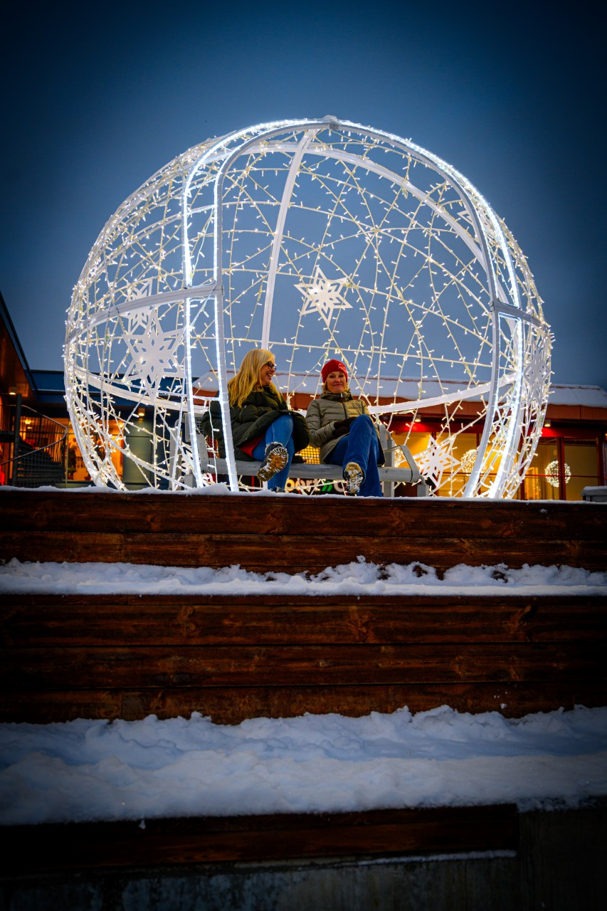 オーダーメイドの大型Ballモチーフの写真