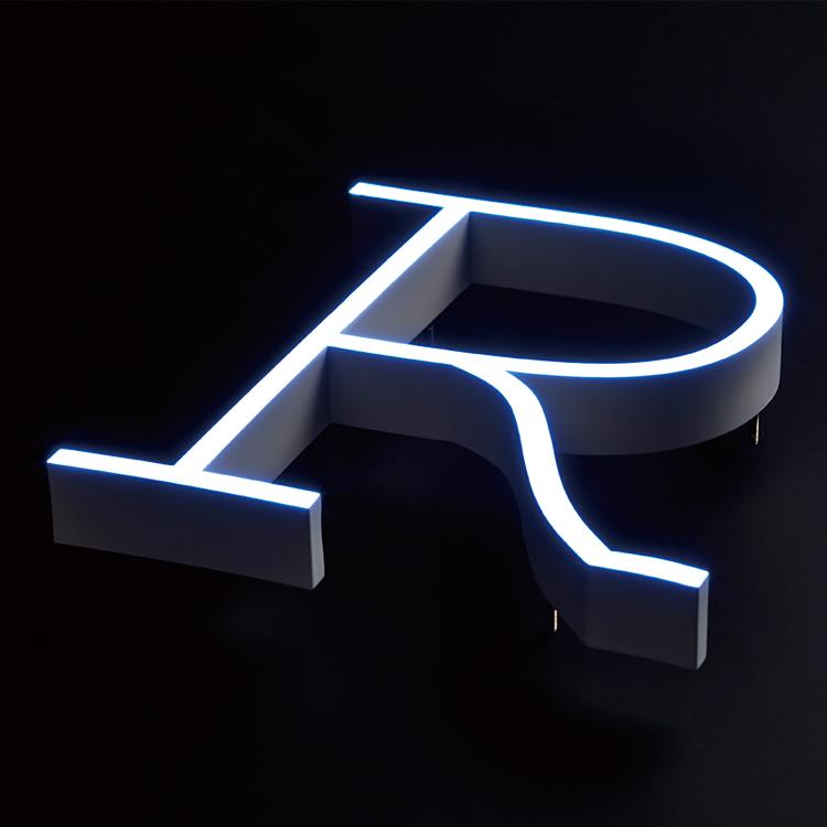 LEDIUS SIGN PRO アクリル文字の商品イメージ画像