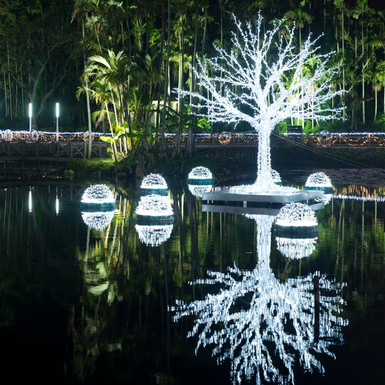 東南植物楽園の施工写真