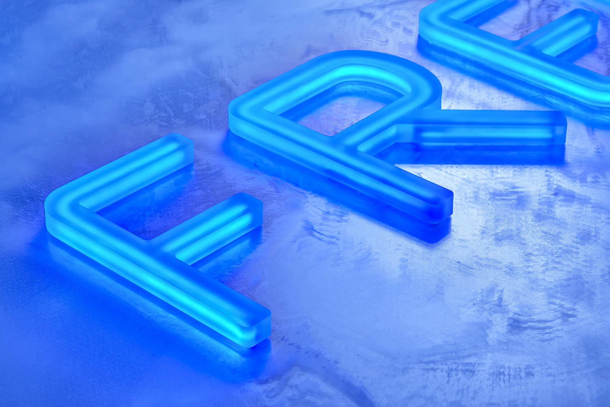 LEDIUS SIGN NEO ICEの商品イメージ画像