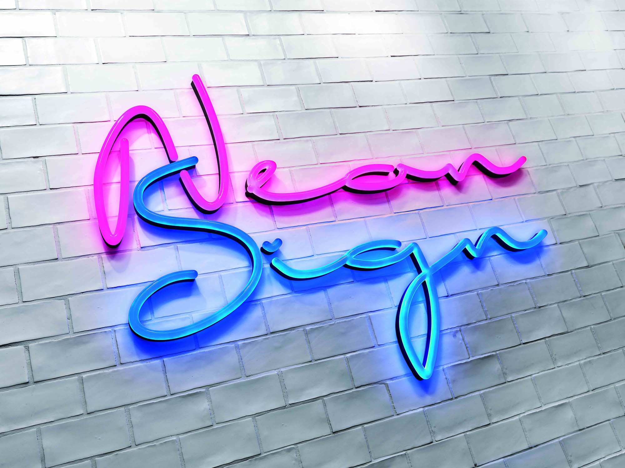 LEDIUS SIGN NEOシリーズのイメージ画像