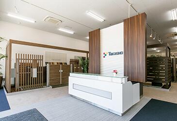 Tokyo Area Showroom