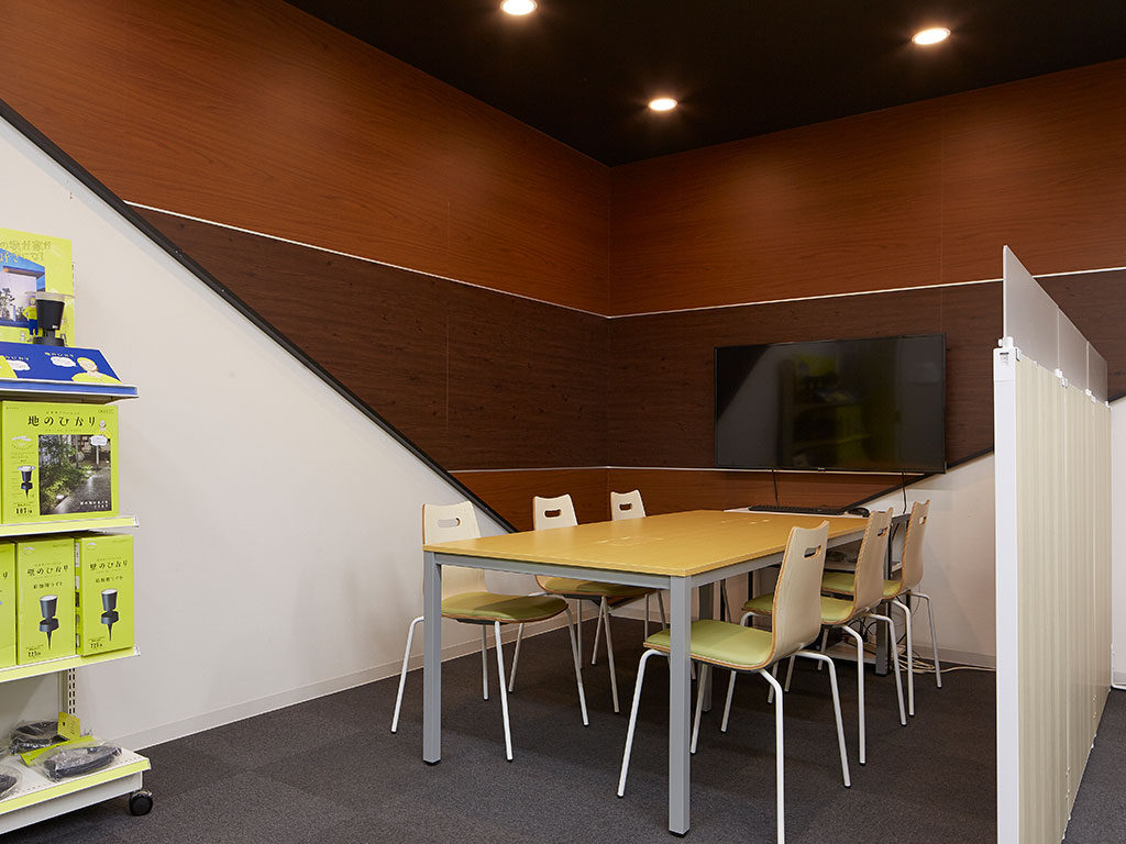 2F Meeting Space 1