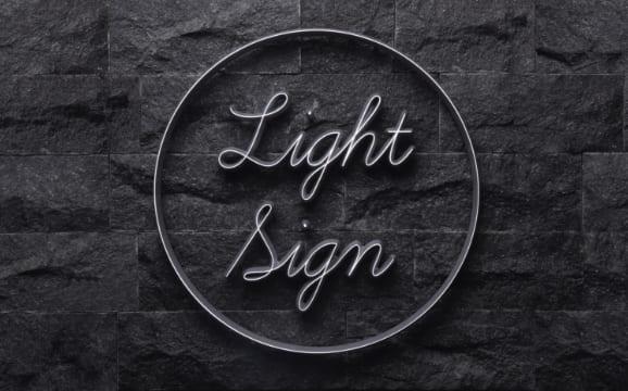 LEDサイン製作31年の経験とこだわりが生み出す高いロゴの再現性と高品質