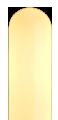 電球色のネオンサイン、ネオン看板の発光色のイメージ画像