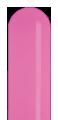 ピンクのネオンサイン、ネオン看板の発光色のイメージ画像