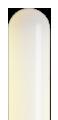 温白色のネオンサイン、ネオン看板の発光色のイメージ画像