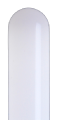 白色のネオンサイン、ネオン看板の発光色のイメージ画像