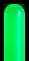 グリーンのネオンサイン、ネオン看板の発光色のイメージ画像