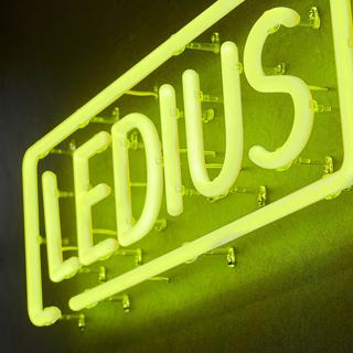 LEDIUS SIGN NEON360カラーのネオンサイン、ネオン看板のサンプル画像