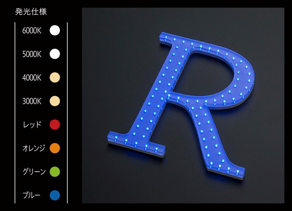 LEDサイン、LED看板のLEDIUS SIGN PRO DROP