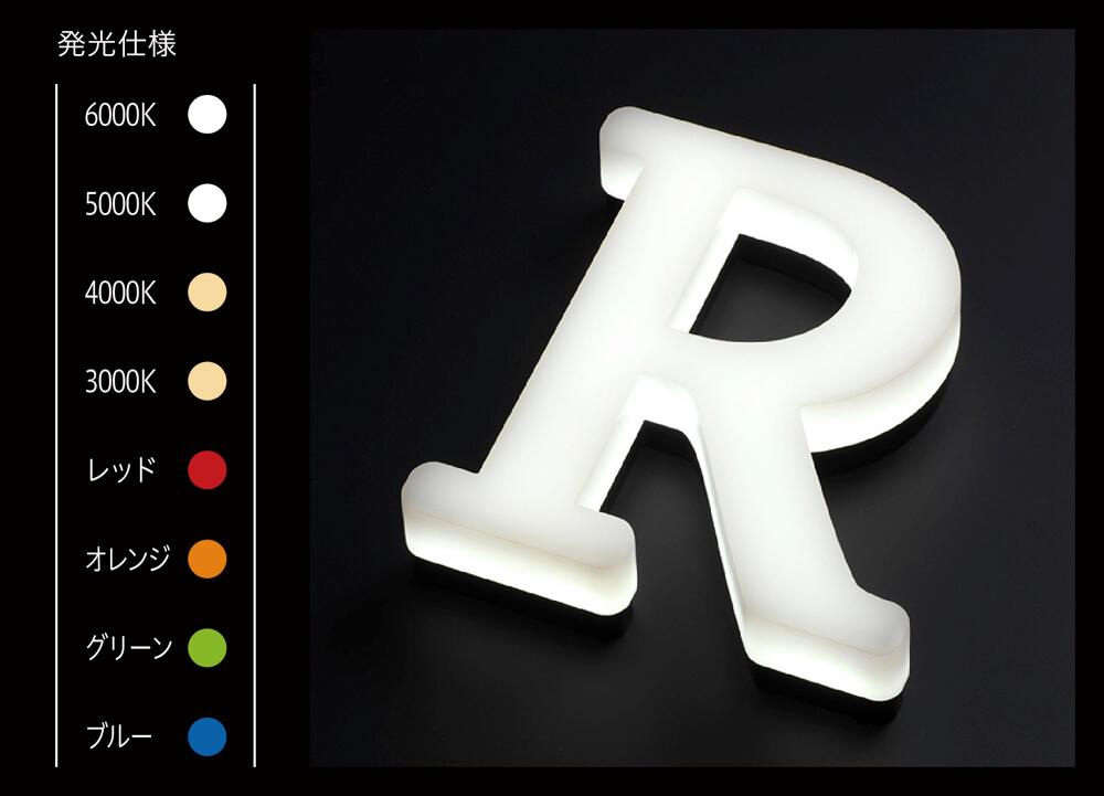 LEDサイン、LED看板のLEDIUS SIGN PRO FRONT/SIDE