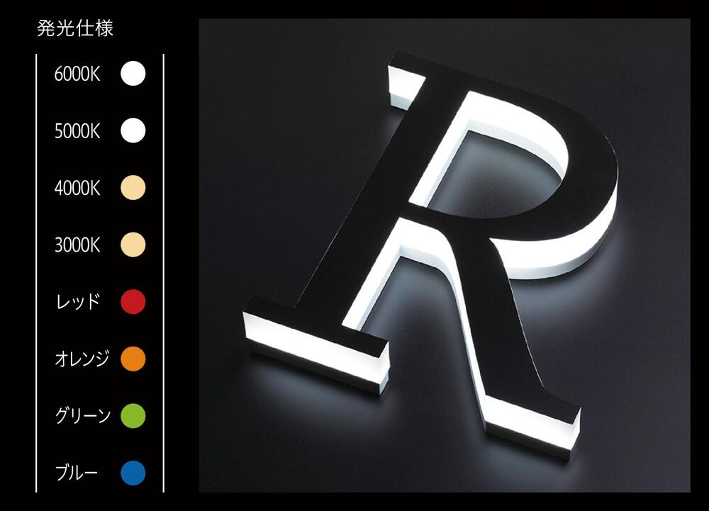 LEDサイン、LED看板のLEDIUS SIGN PRO SIDE2