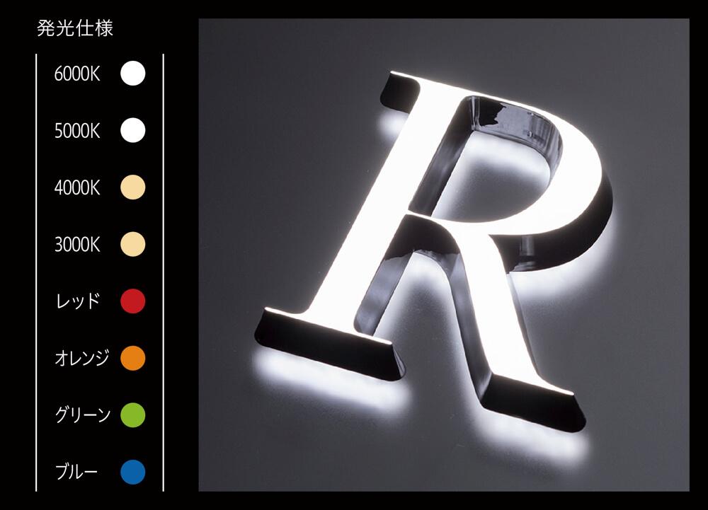LEDサイン、LED看板のLEDIUS SIGN SMART FRONT BACK