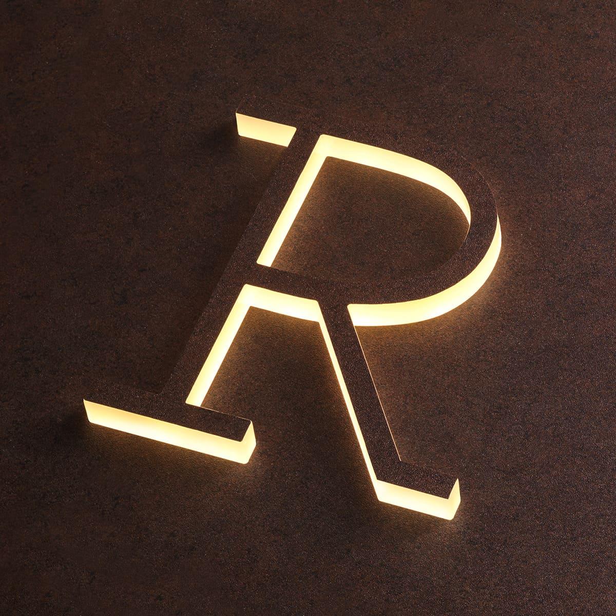 LEDサイン、LED看板のLEDIUS SIGN BOARD SIDE