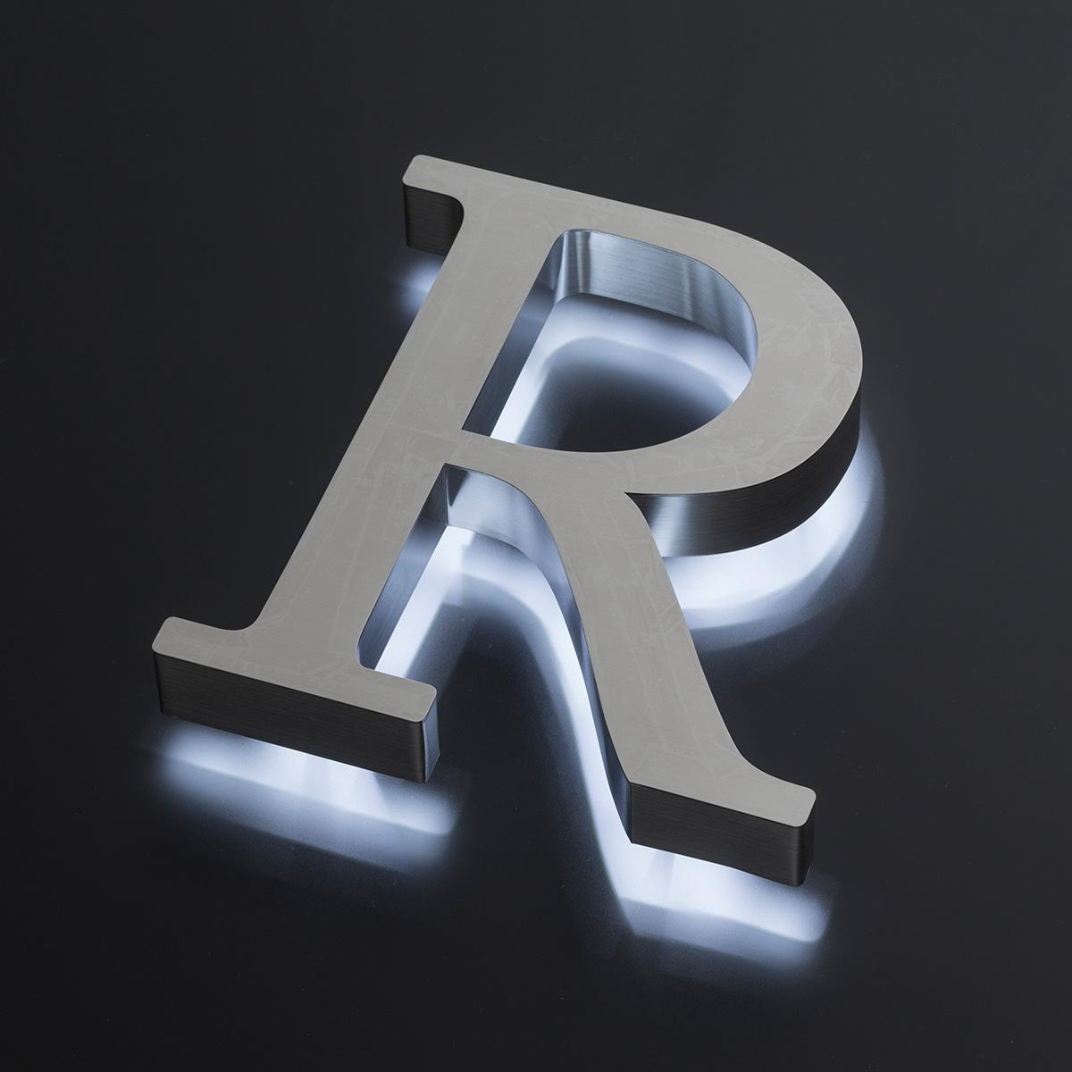 LEDサイン、LED看板のLEDIUS SIGN PRO BACK CHANNEL
