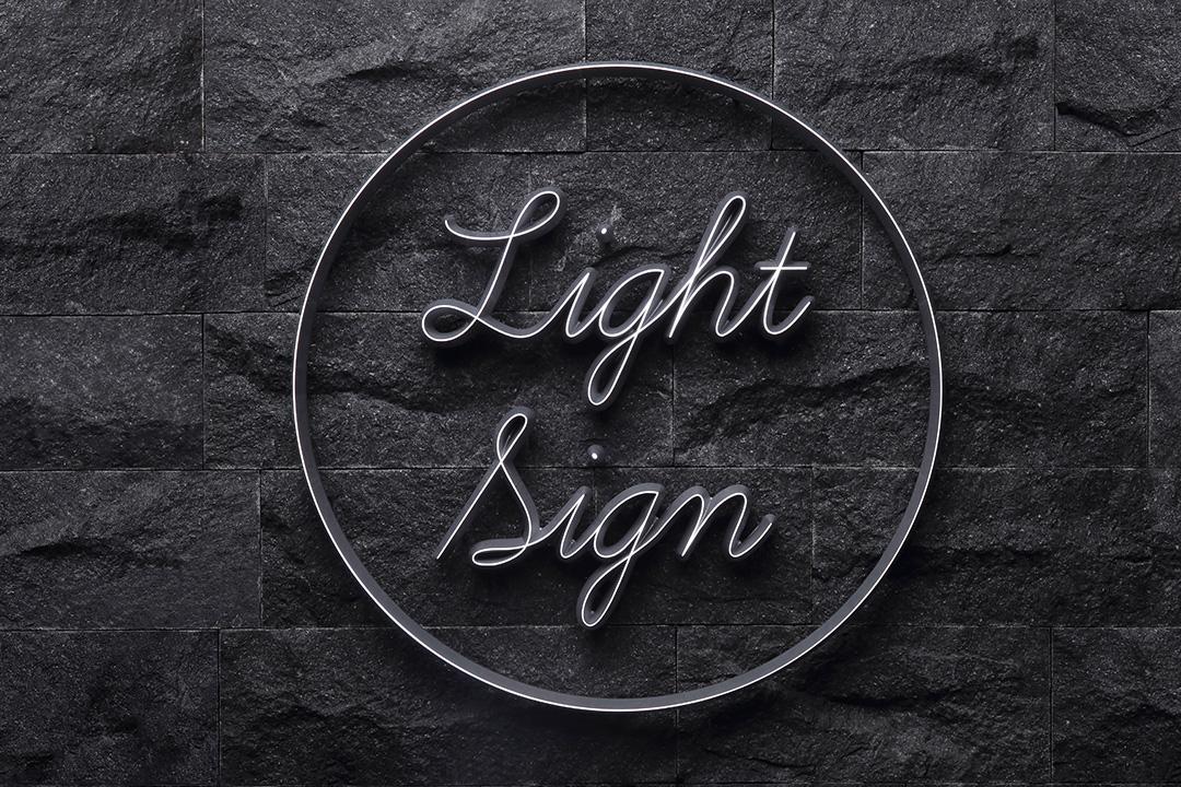 LEDIUS SIGN SMART FRONTの商品写真