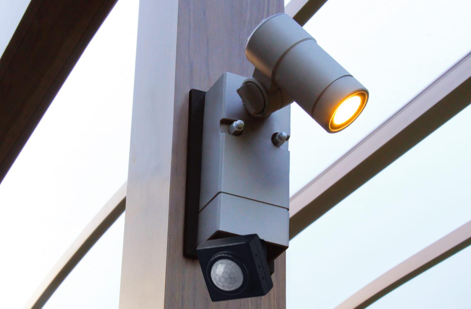 オプティS 人感センサー付ライト