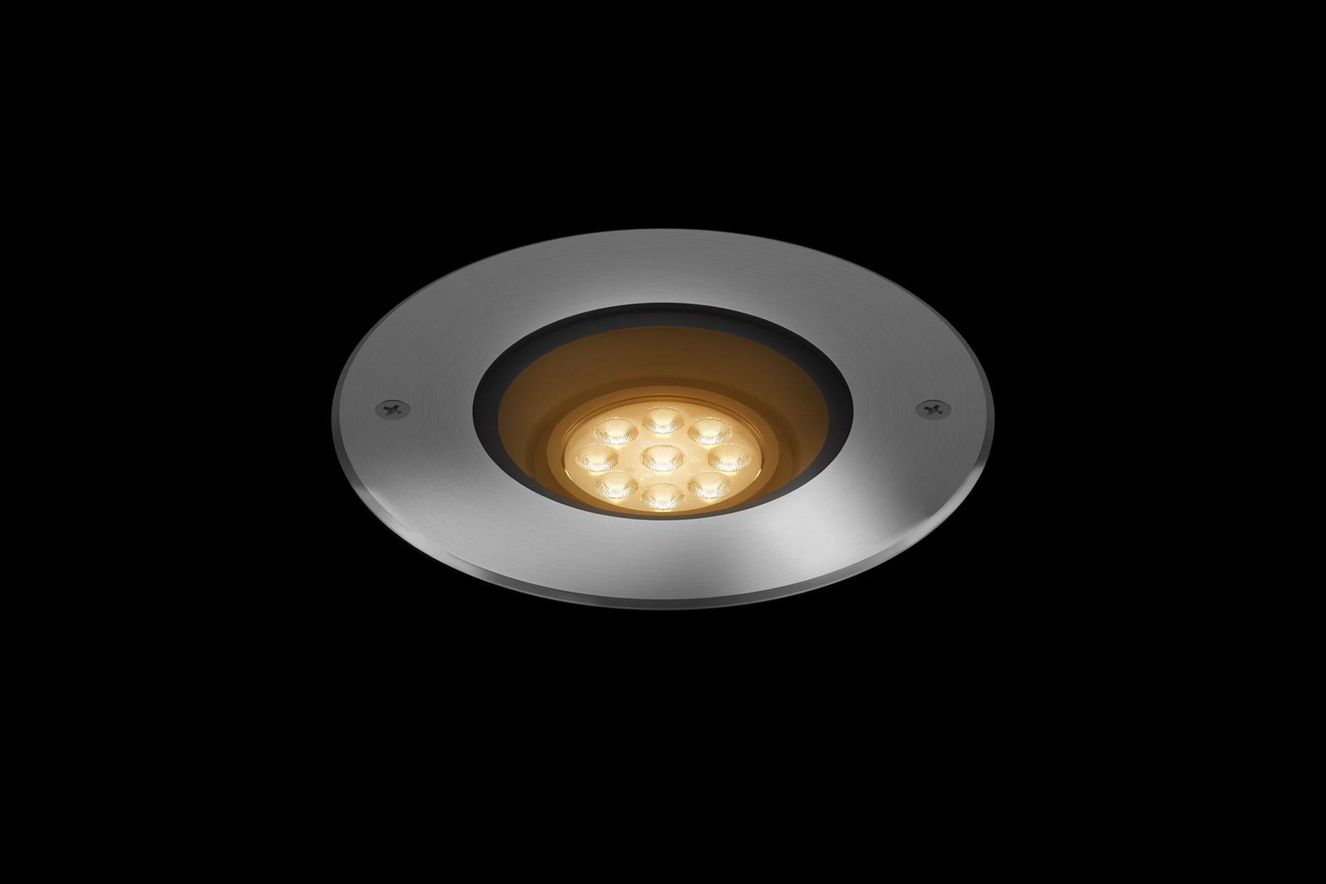 地中埋込型ライト1