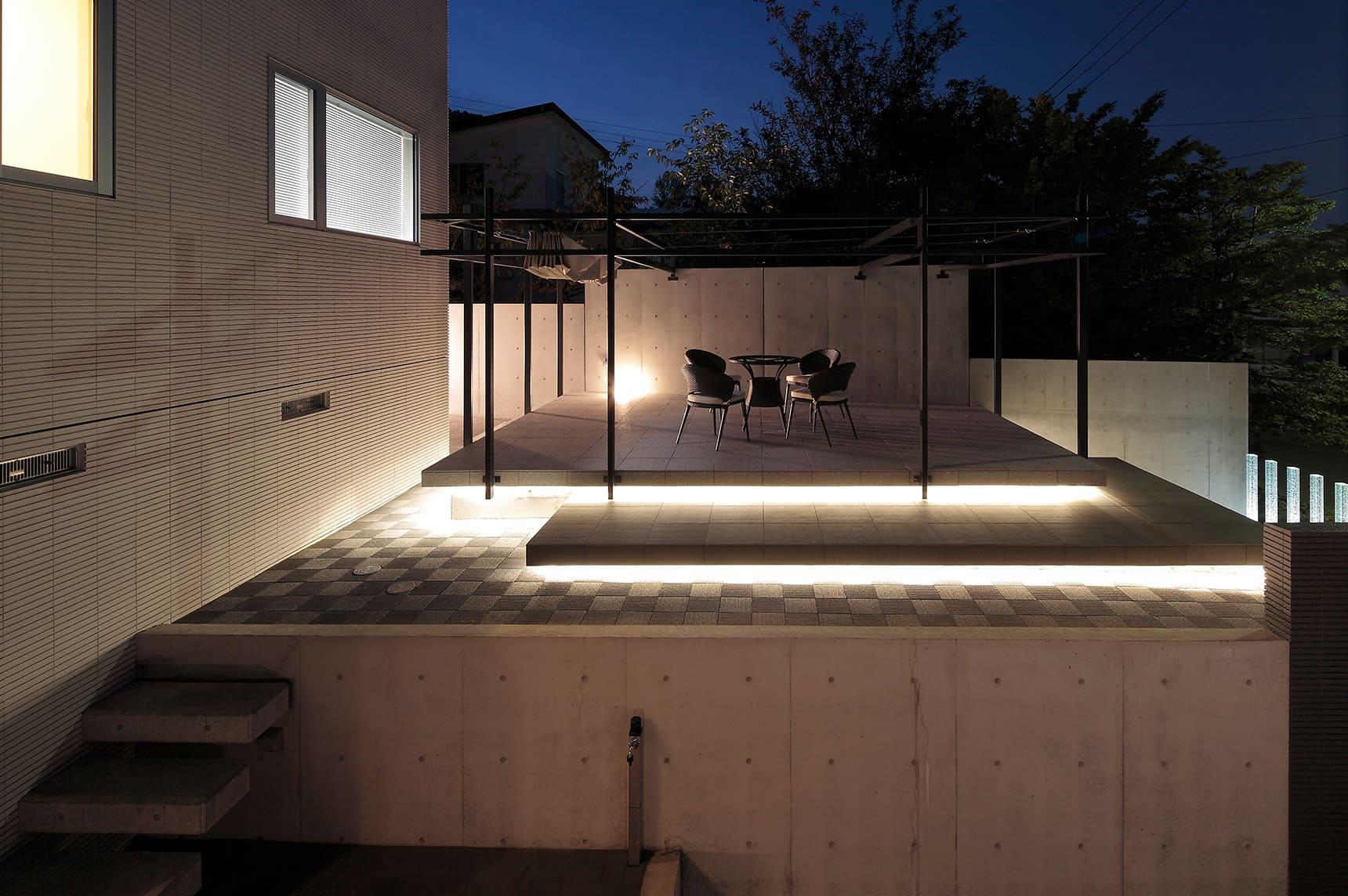 屋外用部材ライト9