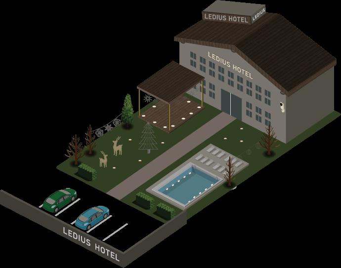 ホテル/旅館/宿泊施設