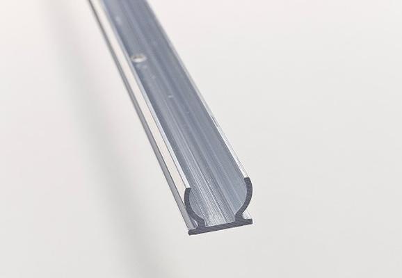 ロープライト用 アルミレール1.5m