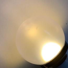 発光色 電球色 マット