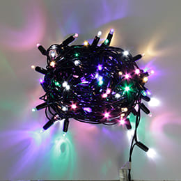 発光色 電球色、白、青、緑、ピンク