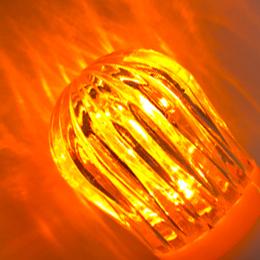 発光色 オレンジ