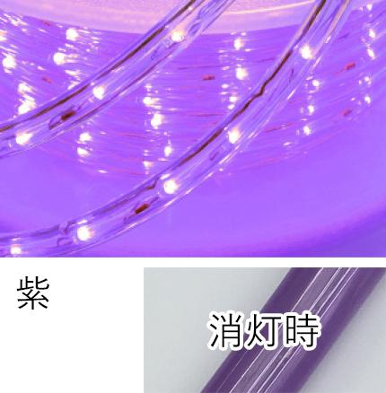 発光色 紫