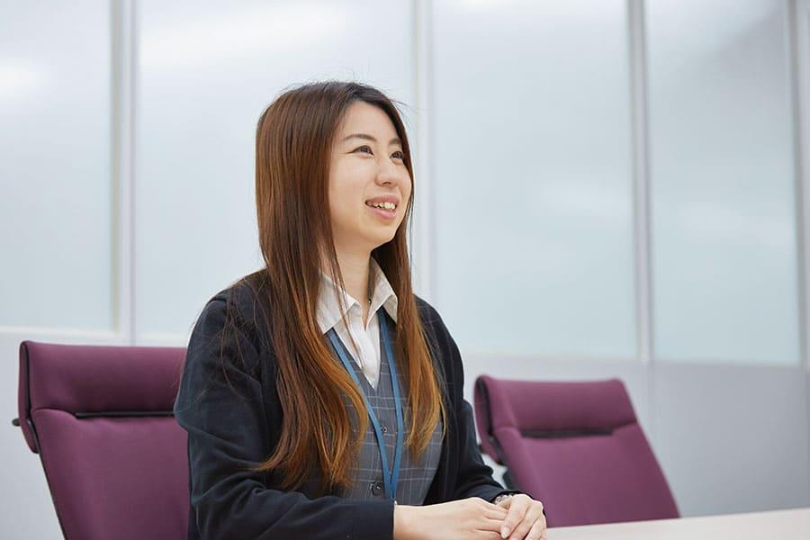 LEDIUS コントラクト事業部/ サイン部門/ 営業部/ 本社積算 関 紫帆