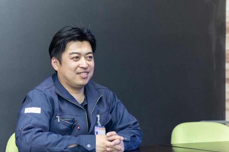 LEDIUS コントラクト事業部/ サイン部門/ 製造部/ 技術管理チーム/ チーフスペシャリスト 川口 直也
