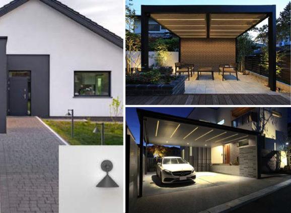 ガーデン&エクステリアライティング LEDIUS 2019年度の新商品を発表