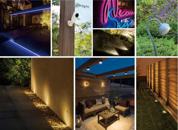 屋外照明LEDIUS 185 種の新商品を発表!3年保証制度のスタートでさらに安心に